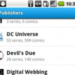 Christmas Comes Early for Android Users, ComiXology Launches