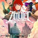 Off the Cape: Amulet Vol. 3: The Cloud Searchers