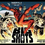 Marvel Reveals Their Big Shots