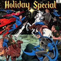 DC Super-Star Holiday Special Featured