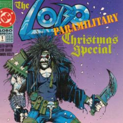 Lobo Paramilitary Christmas Special Featured