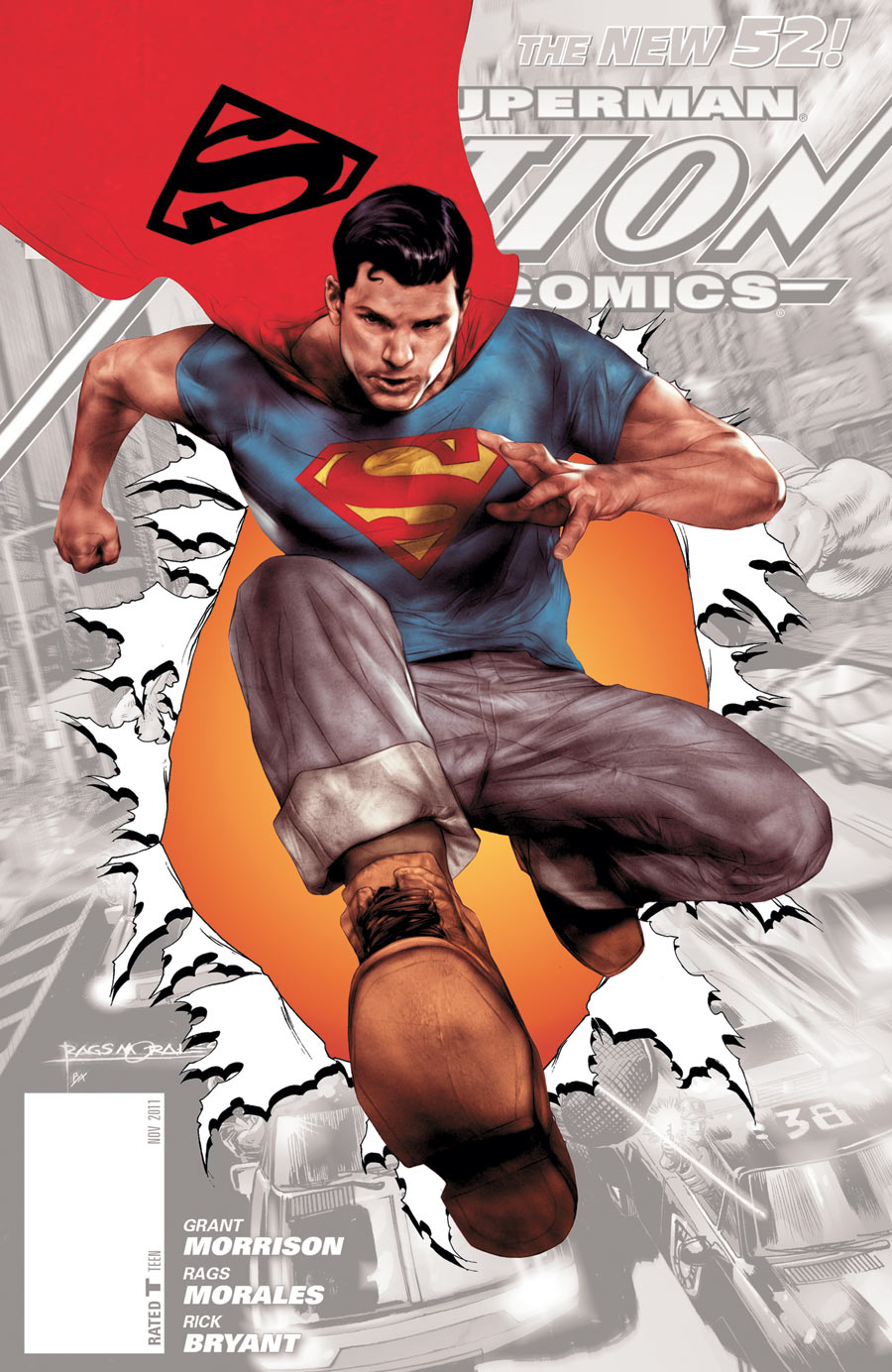 new 52 action comics - photo #6