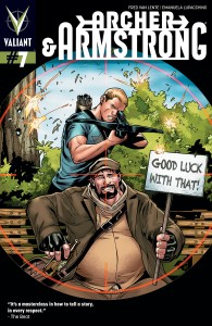Archer & Armstrong #7