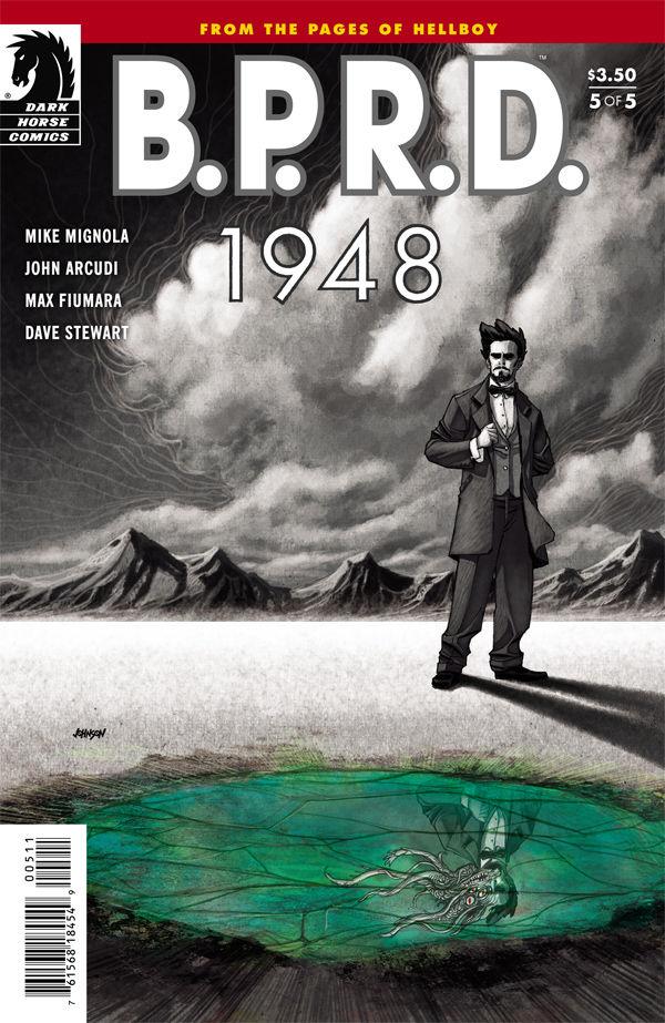 B.P.R.D. 1948 #5