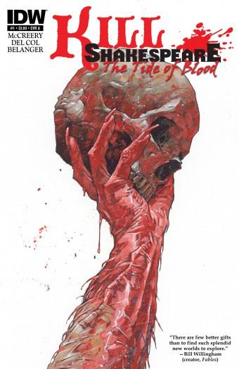 Kill Shakespeare Tide of Blood #1