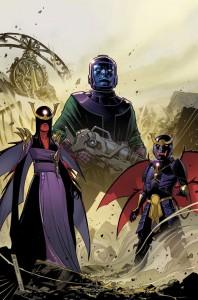 Uncanny Avengers 08AU