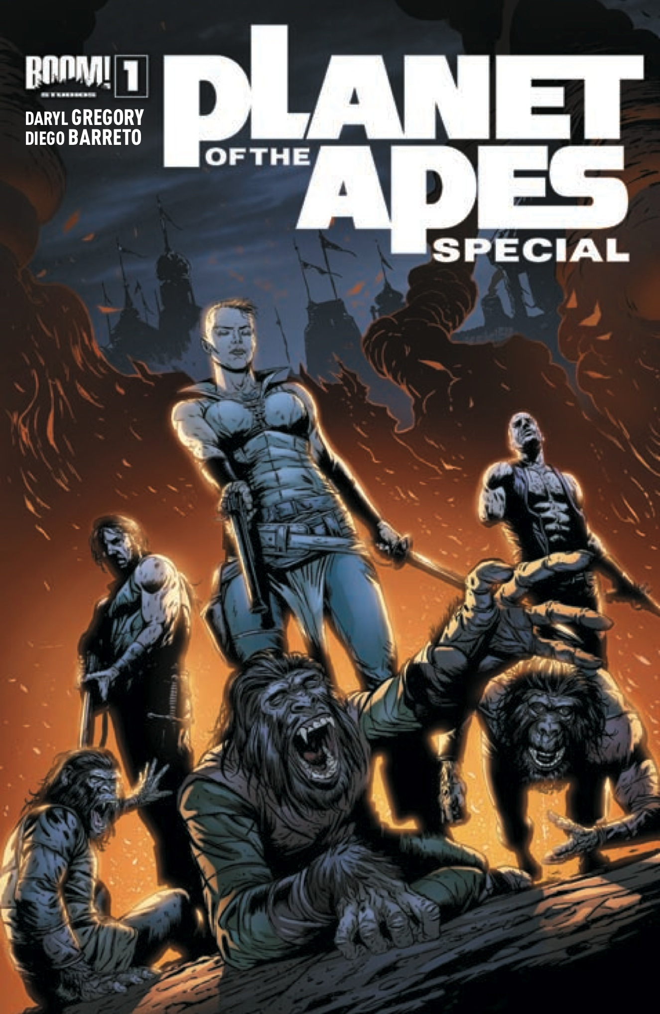 a review of the science fiction planet of the apes Despite another great performance by serkis, dawn of the planet of the apes lack of depth and originality makes it the weakest movie in the apes franchise.