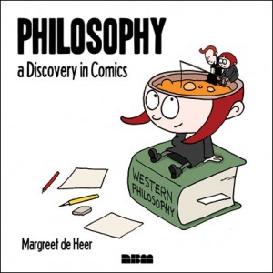 Philosophy a Discovery in Comics Cover