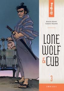Lone Wolf & Cub Vol 3 TP