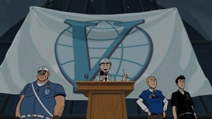 Venture Bros What Color is Your Cleansuit?
