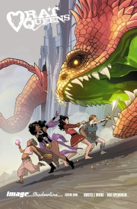 Rat Queens Preview Cover 1