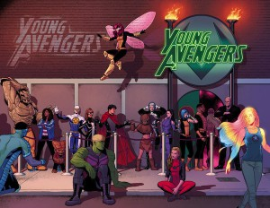 Young Avengers #14 and #15