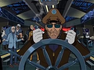 The Venture Bros OSI Love You