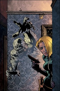 Ghosted #2 cover