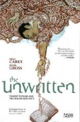 Unwritten vol 1 cover