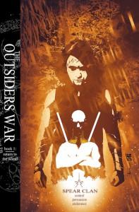 Green Arrow #26 Cover