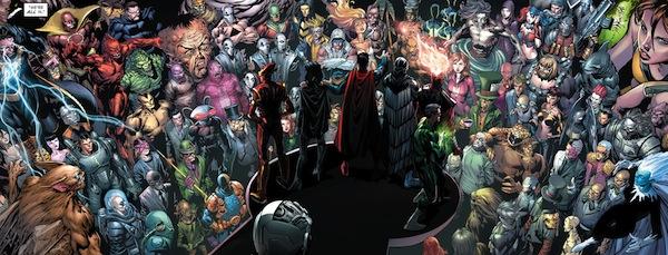 Forever Evil Villain Summit
