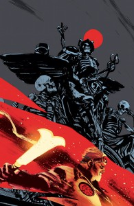 BPRD Reign of the Black Flame 1