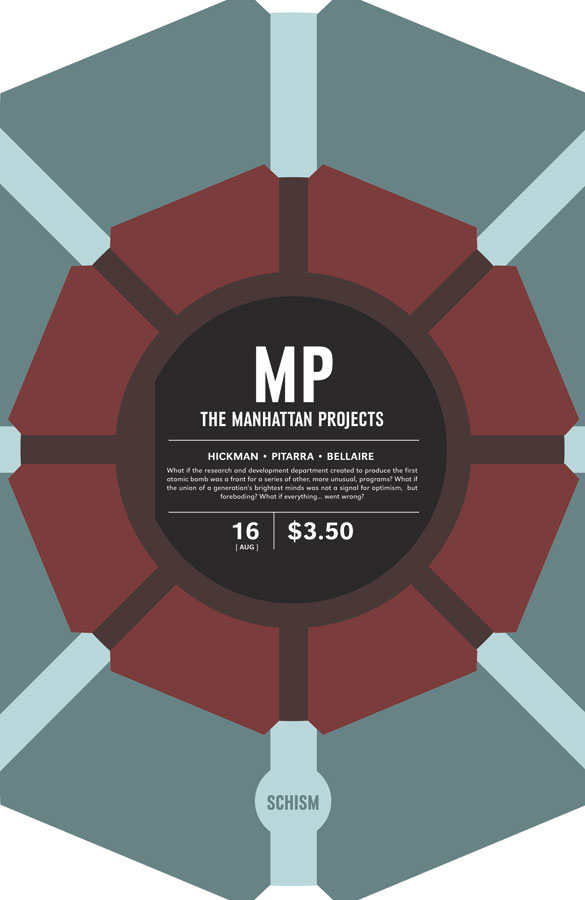 Manhattan Projects 16