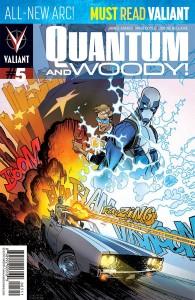 Quantum and Woody 5