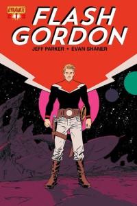 Flash Gordon #1 Variant by Declan Shalvey