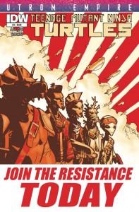TMNT Utrom Empire #3