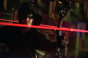 "Arrow ""Blast Radius"""