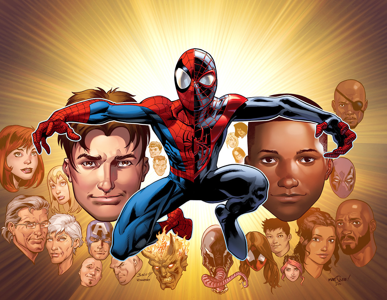 Ultimate spider man comic - photo#28