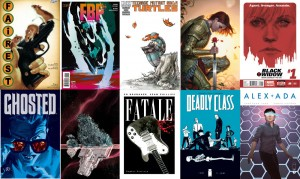 January Covers of the Month