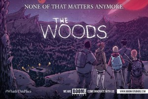BOOM! The Woods Tease