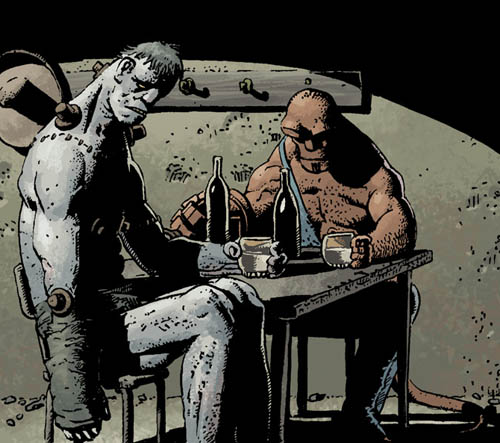 Hellboy-Drinking-With-a-Frankenstein-Monster.jpg