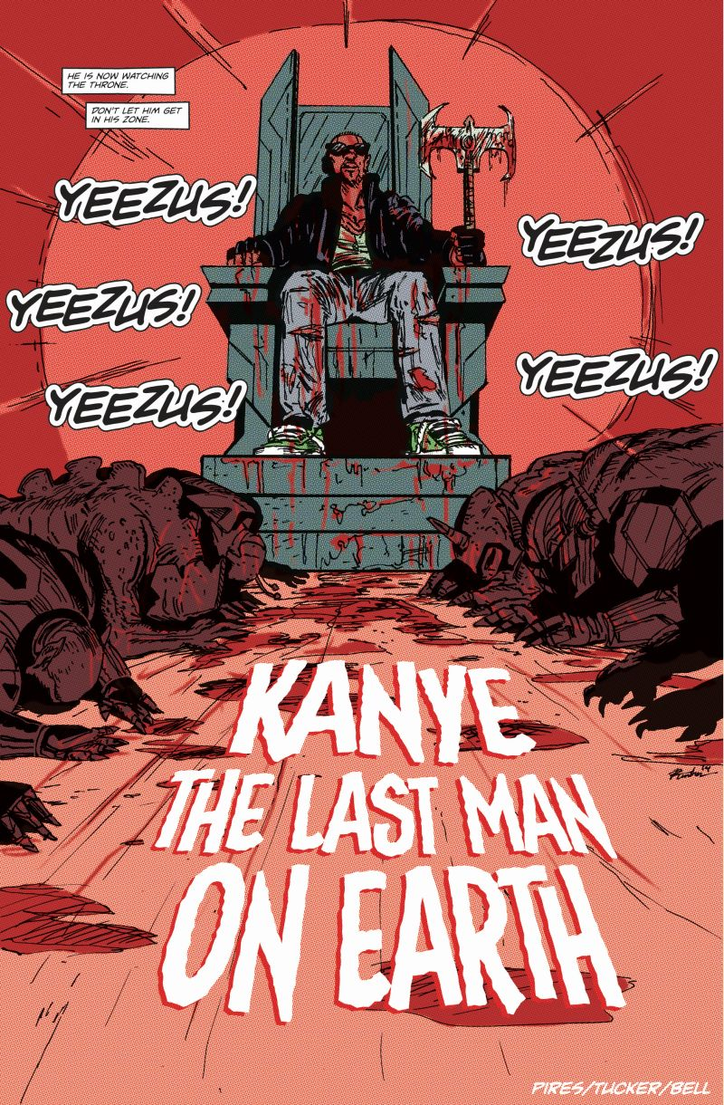 Kanye the Last Man on Earth Page 5