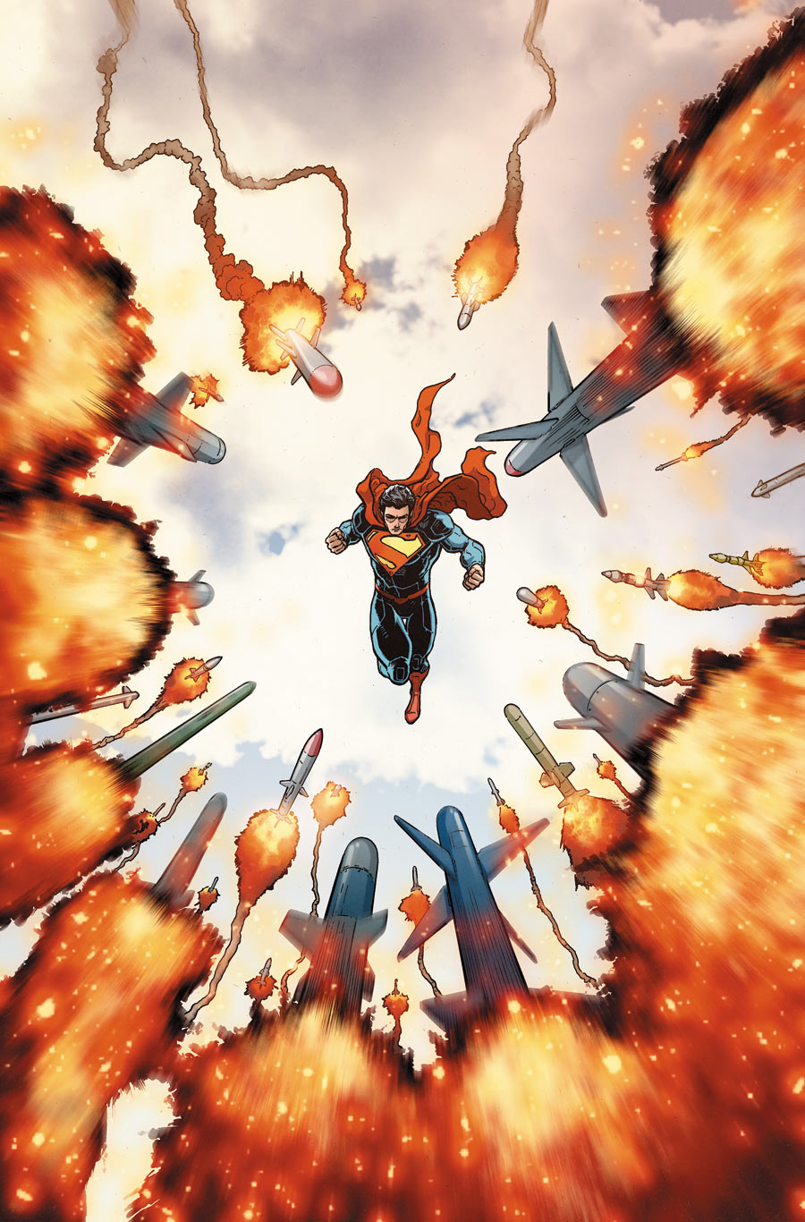 Action Comics 30 cover