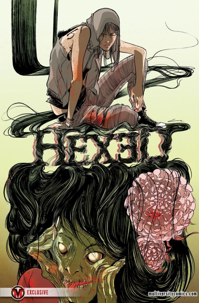 Hexed #1 Rios Cover