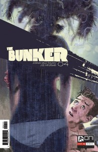 The Bunker #4 Cover