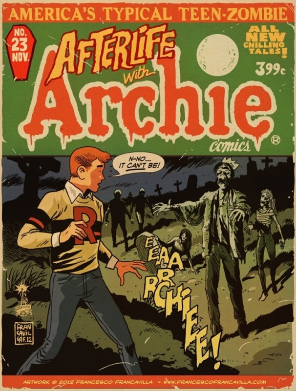 Afterlife with Archie Variant