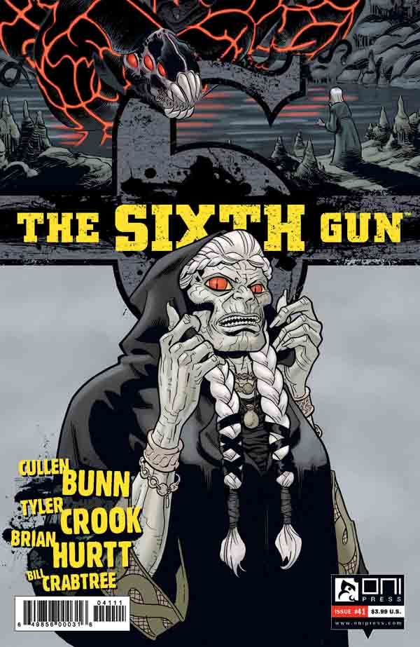 The Sixth Gun #41 (Cover)