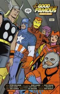 Allred Avengers