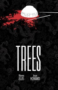 Trees #4 Cover