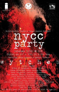 NYCC Party Flyer