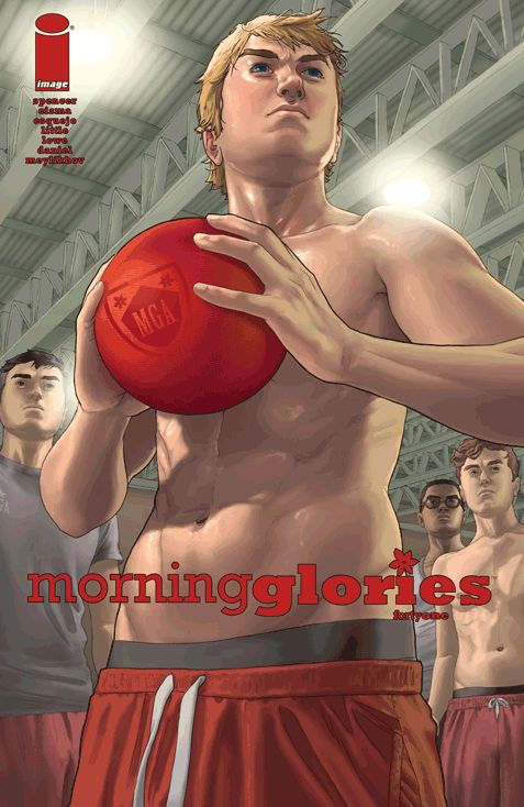Morning Glories #41