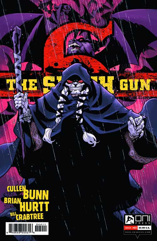 The Sixth Gun #44 (cover)