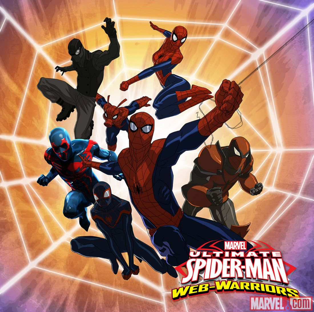 Ultimate Spider-Man: Web Warriors
