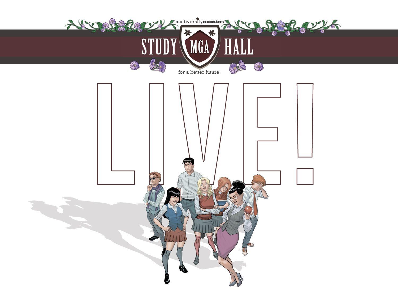MGA Study Hall LIVE!