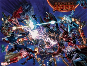 Secret Wars 2015 Alex Ross