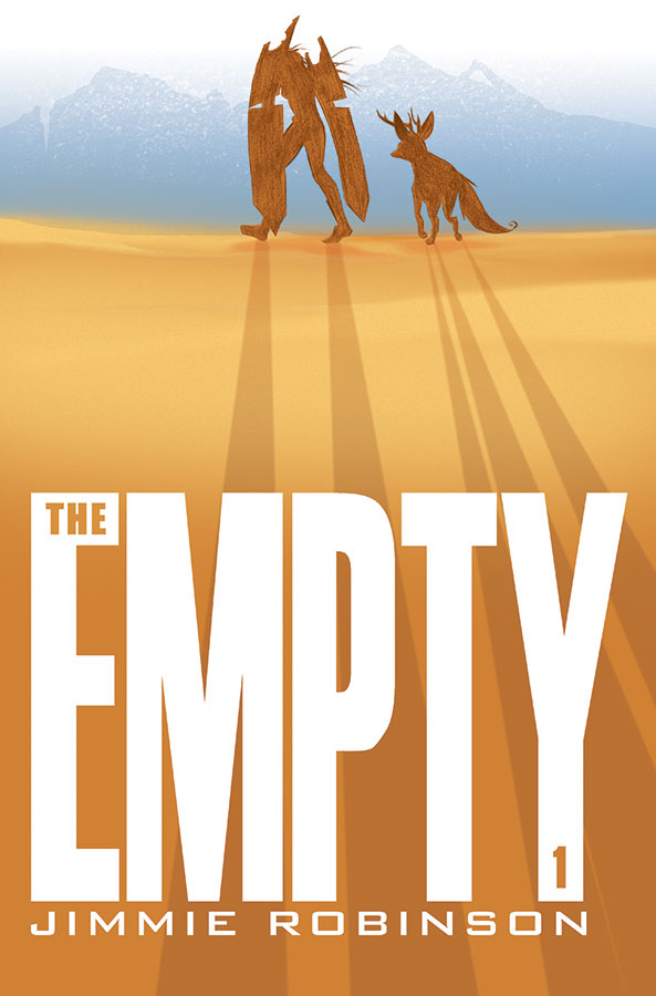 """Jimmie Robinson's """"The Empty"""" is Full to the Brim with Weird [Review]"""