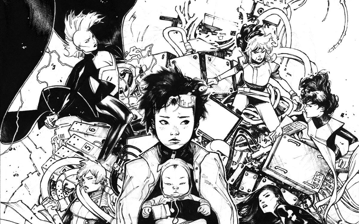 Coipel X-Men