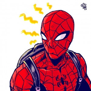 Spider-Man Michael Dialynas