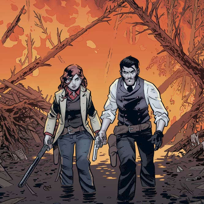 The Sixth Gun #47 (Feature Image)