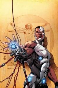 Cyborg 1 Cover
